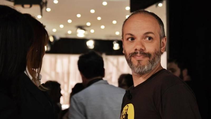 Diego Bianchi conduttore di Gazebo