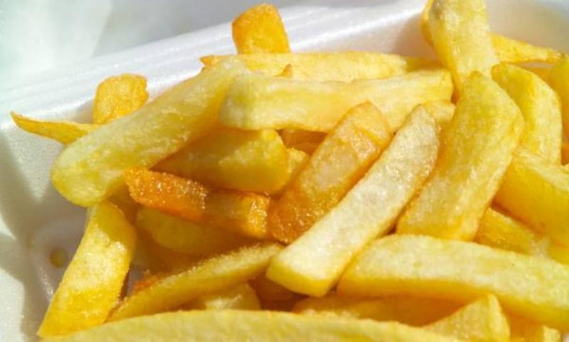 chi ha inventato le patatine fritte