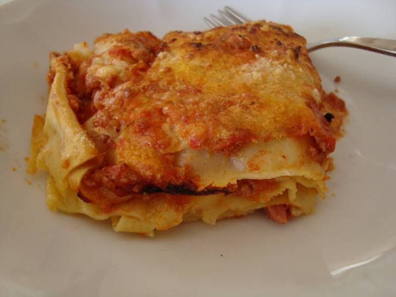 lasagna furba finger food