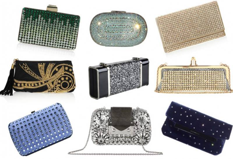 Pochette e clutch differenze e abbinamenti