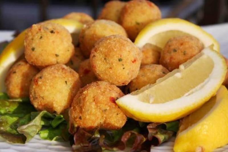 crocchette di salmone e patate