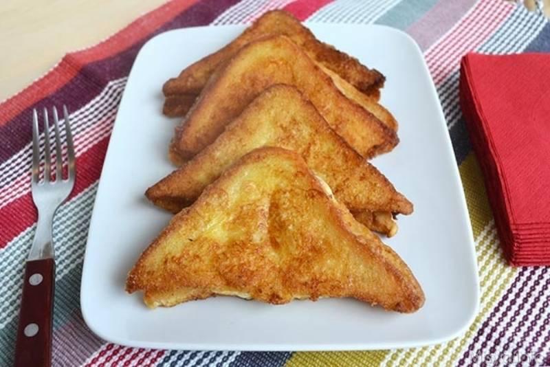 pancarré impanato e fritto